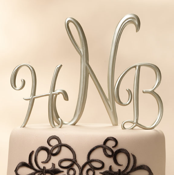 monogram wedding cake toppers cheap cake toppers extraordinary experiences 5999