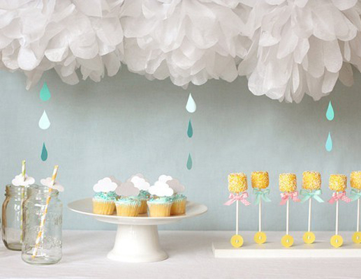 How to Host a Fun and Chic Summer Baby Shower! | Extraordinary