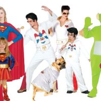 Themed Family and Group Halloween Costume Ideas