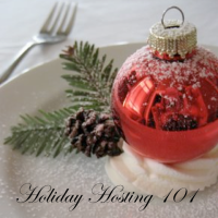 My Top 10 Tips for Hosting an Easy Holiday Party