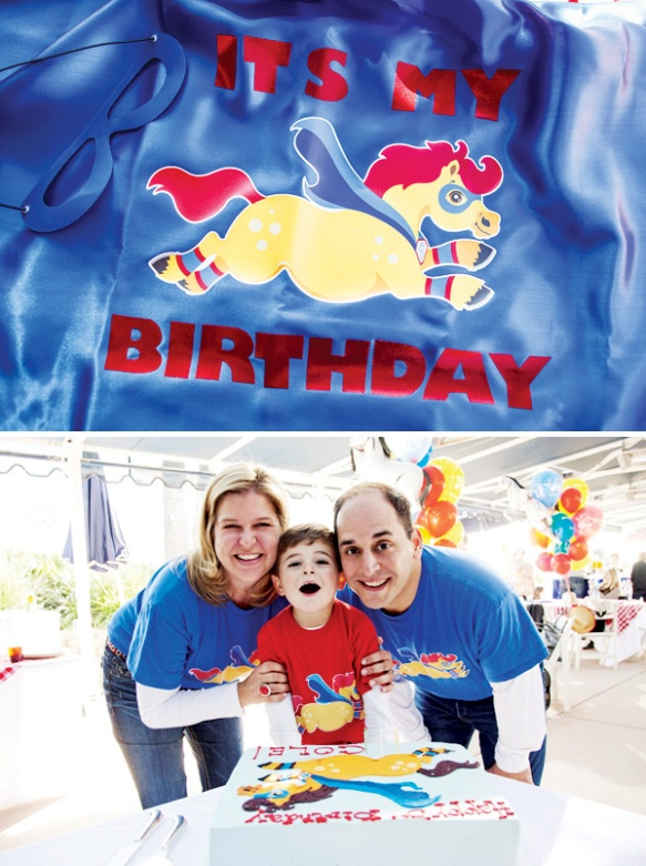 superhero-pony-birthday-cake