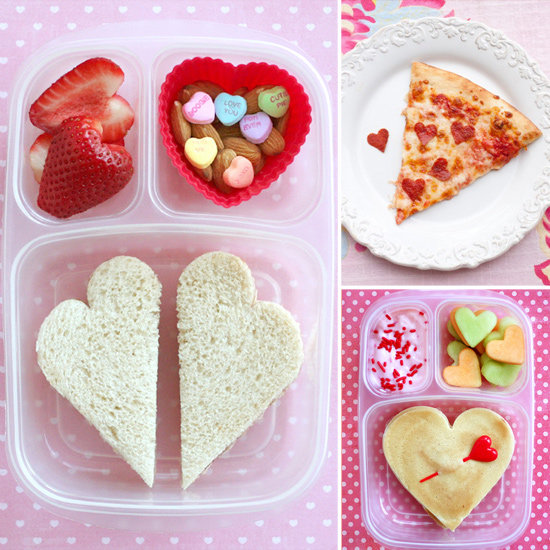 Heart-y School Lunch Ideas for Your Littlest Valentines ...