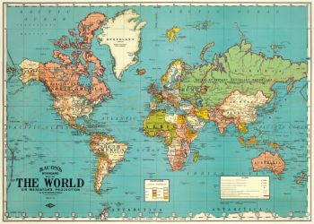 World Map wrapping paper http://www.paper-source.com/cgi-bin/paper/item/Cavallini-World-Map-4-Wrapping-Paper/3650.041/511260.html